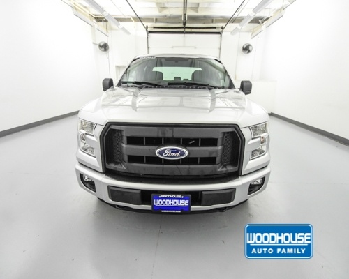 2015 F-150 SuperCrew Cab 4x4,  Pickup #T182662B - photo 3