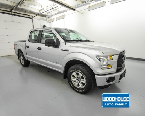 2015 F-150 SuperCrew Cab 4x4,  Pickup #T182662B - photo 4