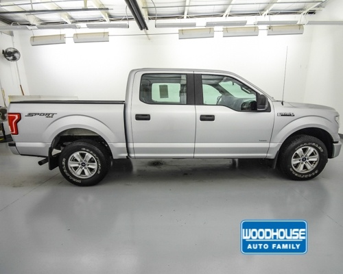 2015 F-150 SuperCrew Cab 4x4,  Pickup #T182662B - photo 5