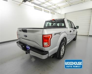 2015 F-150 SuperCrew Cab 4x4,  Pickup #T182662B - photo 6