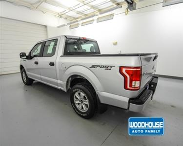 2015 F-150 SuperCrew Cab 4x4,  Pickup #T182662B - photo 2