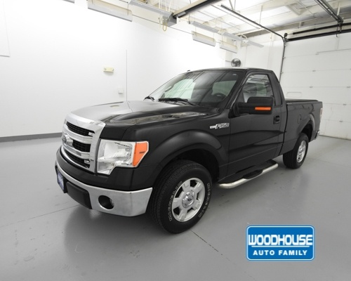 2014 F-150 Regular Cab 4x2,  Pickup #T183095A - photo 1