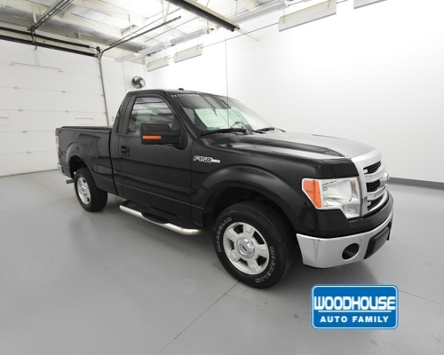 2014 F-150 Regular Cab 4x2,  Pickup #T183095A - photo 4