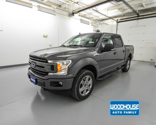 2018 F-150 SuperCrew Cab 4x4,  Pickup #T183161 - photo 1