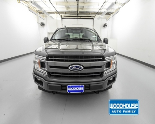 2018 F-150 SuperCrew Cab 4x4,  Pickup #T183161 - photo 3