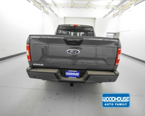 2018 F-150 SuperCrew Cab 4x4,  Pickup #T183161 - photo 5