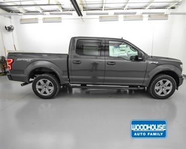 2018 F-150 SuperCrew Cab 4x4,  Pickup #T183161 - photo 4