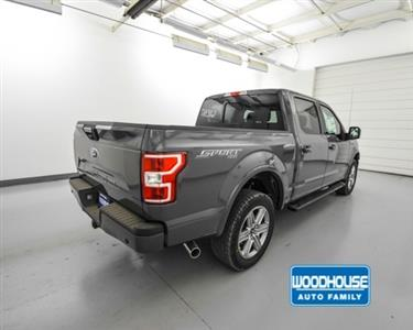 2018 F-150 SuperCrew Cab 4x4,  Pickup #T183161 - photo 2