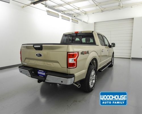 2018 F-150 SuperCrew Cab 4x4,  Pickup #T183169 - photo 2