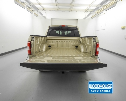 2018 F-150 SuperCrew Cab 4x4,  Pickup #T183169 - photo 6