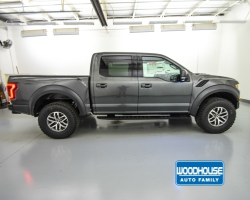 2018 F-150 SuperCrew Cab 4x4,  Pickup #T183201 - photo 4