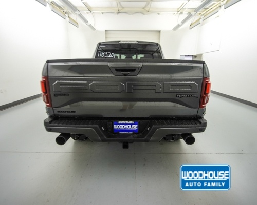 2018 F-150 SuperCrew Cab 4x4,  Pickup #T183201 - photo 5