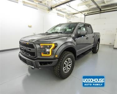 2018 F-150 SuperCrew Cab 4x4,  Pickup #T183201 - photo 1