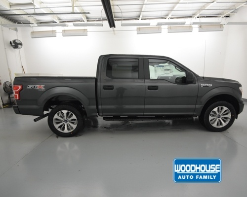2018 F-150 SuperCrew Cab 4x4,  Pickup #T183454 - photo 4