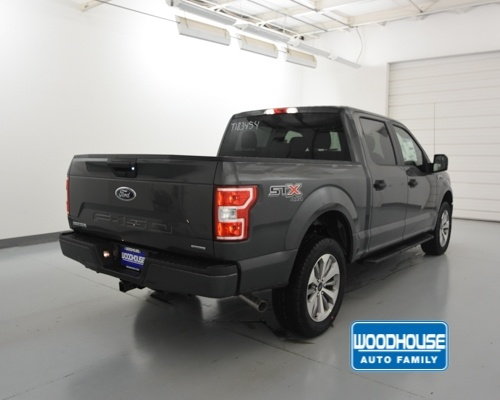 2018 F-150 SuperCrew Cab 4x4,  Pickup #T183454 - photo 2