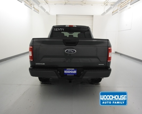 2018 F-150 SuperCrew Cab 4x4,  Pickup #T183454 - photo 5