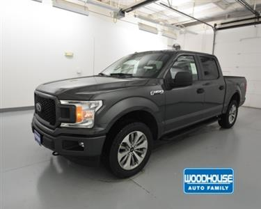 2018 F-150 SuperCrew Cab 4x4,  Pickup #T183454 - photo 1