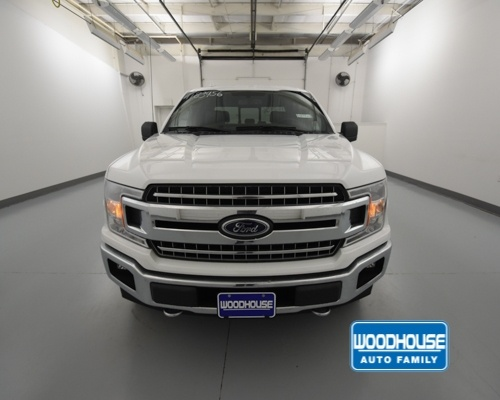 2018 F-150 SuperCrew Cab 4x4,  Pickup #T183456 - photo 3