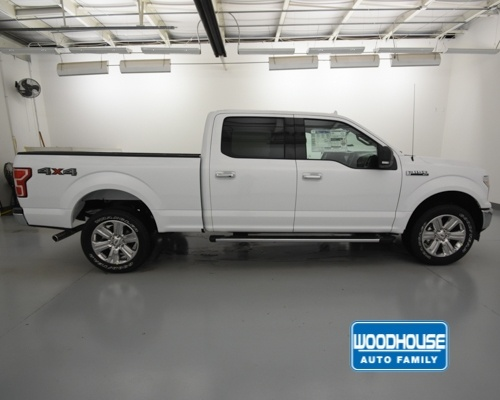 2018 F-150 SuperCrew Cab 4x4,  Pickup #T183456 - photo 4