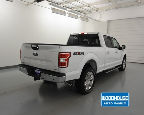 2018 F-150 SuperCrew Cab 4x4,  Pickup #T183456 - photo 2