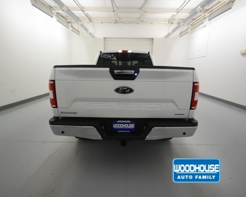 2018 F-150 SuperCrew Cab 4x4,  Pickup #T183456 - photo 5