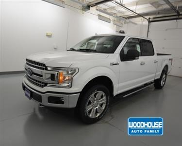 2018 F-150 SuperCrew Cab 4x4,  Pickup #T183456 - photo 1