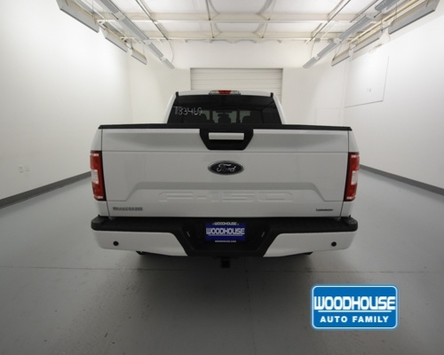 2018 F-150 SuperCrew Cab 4x4,  Pickup #T183460 - photo 6
