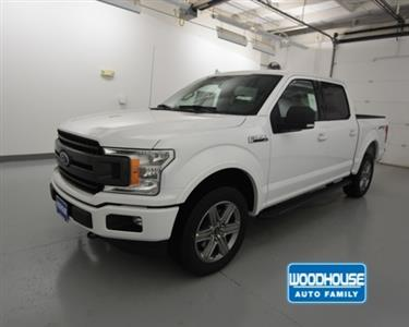 2018 F-150 SuperCrew Cab 4x4,  Pickup #T183460 - photo 1
