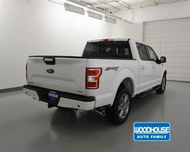 2018 F-150 SuperCrew Cab 4x4,  Pickup #T183460 - photo 2