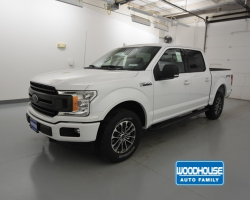 2018 F-150 SuperCrew Cab 4x4,  Pickup #T183469 - photo 1