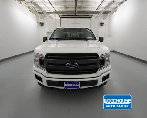 2018 F-150 SuperCrew Cab 4x4,  Pickup #T183469 - photo 3