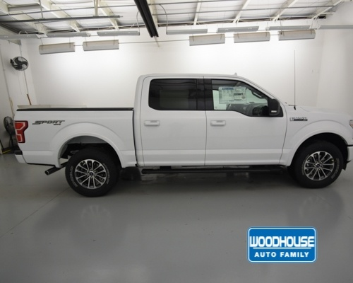 2018 F-150 SuperCrew Cab 4x4,  Pickup #T183469 - photo 4