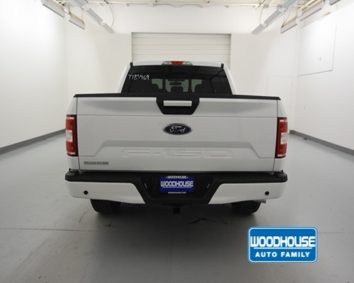 2018 F-150 SuperCrew Cab 4x4,  Pickup #T183469 - photo 5