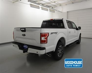 2018 F-150 SuperCrew Cab 4x4,  Pickup #T183469 - photo 2