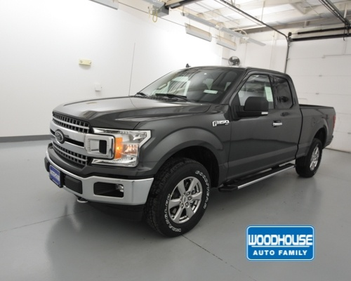 2018 F-150 Super Cab 4x4,  Pickup #T183477 - photo 1