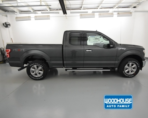 2018 F-150 Super Cab 4x4,  Pickup #T183477 - photo 4