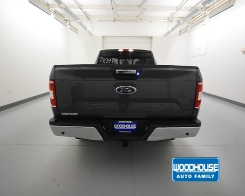 2018 F-150 Super Cab 4x4,  Pickup #T183477 - photo 5