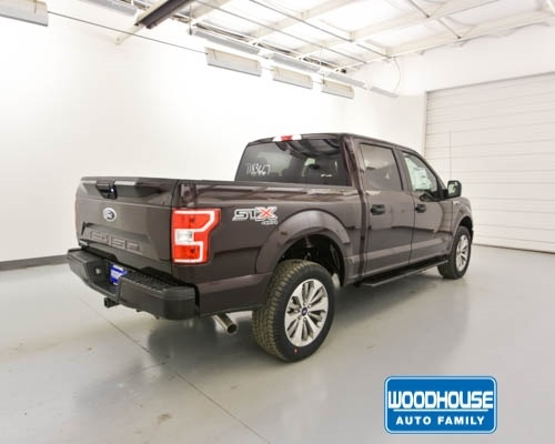 2018 F-150 SuperCrew Cab 4x4,  Pickup #T183667 - photo 2