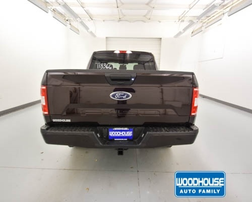 2018 F-150 SuperCrew Cab 4x4,  Pickup #T183667 - photo 5