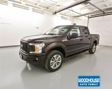 2018 F-150 SuperCrew Cab 4x4,  Pickup #T183667 - photo 1