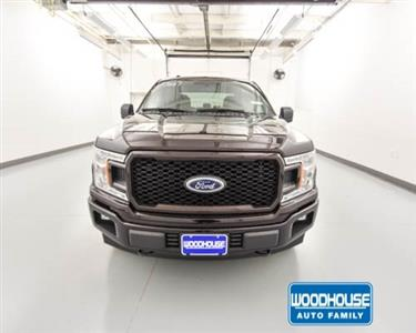 2018 F-150 SuperCrew Cab 4x4,  Pickup #T183667 - photo 3