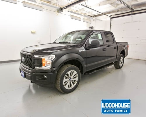 2018 F-150 SuperCrew Cab 4x4,  Pickup #T183669 - photo 1