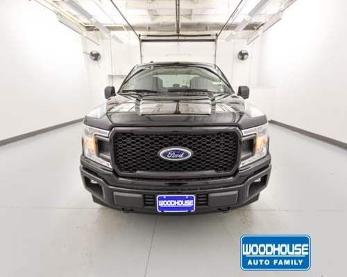 2018 F-150 SuperCrew Cab 4x4,  Pickup #T183669 - photo 3