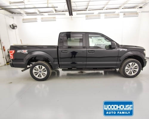 2018 F-150 SuperCrew Cab 4x4,  Pickup #T183669 - photo 4