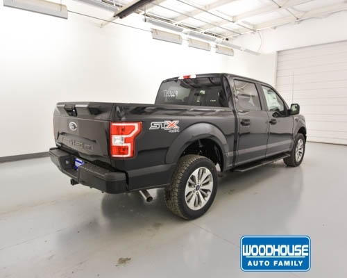 2018 F-150 SuperCrew Cab 4x4,  Pickup #T183669 - photo 2