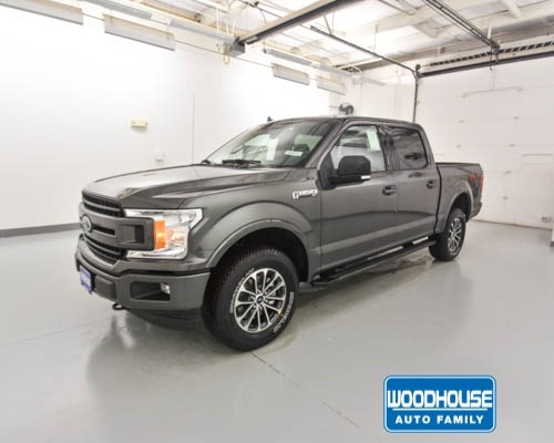 2018 F-150 SuperCrew Cab 4x4,  Pickup #T183674 - photo 1