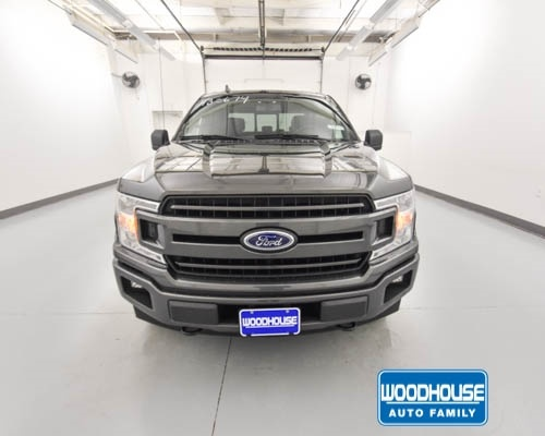 2018 F-150 SuperCrew Cab 4x4,  Pickup #T183674 - photo 3