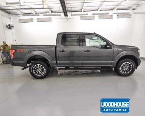 2018 F-150 SuperCrew Cab 4x4,  Pickup #T183674 - photo 4
