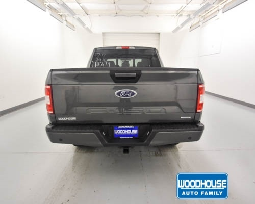 2018 F-150 SuperCrew Cab 4x4,  Pickup #T183674 - photo 5