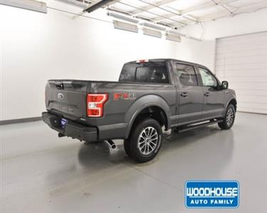 2018 F-150 SuperCrew Cab 4x4,  Pickup #T183674 - photo 2